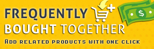 Frequently Bought Together logo